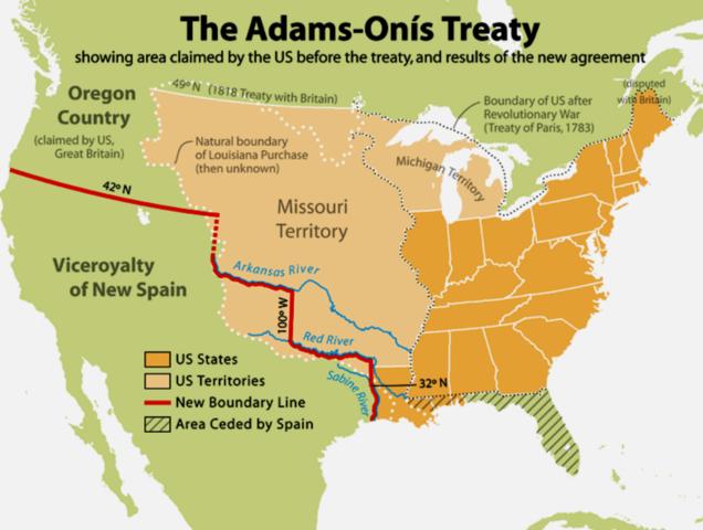 Tratado Adams Onís