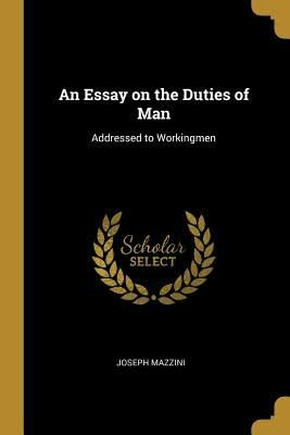 Publishing of The Duties of Man