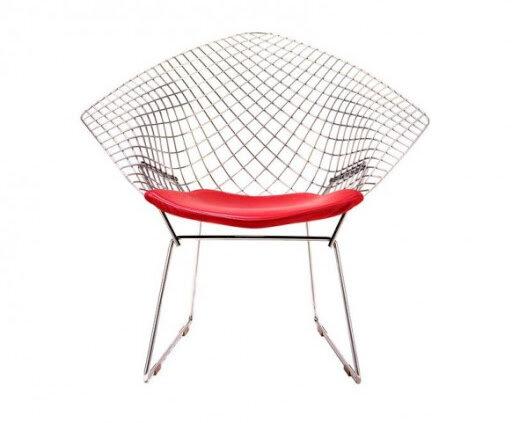 Harry Bertoia y la Diamond Chair
