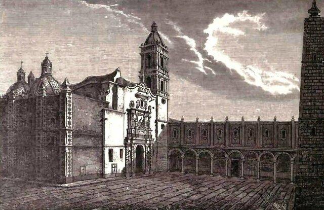 Se funda el Colegio Imperial de Santa Cruz de Tlatelolco