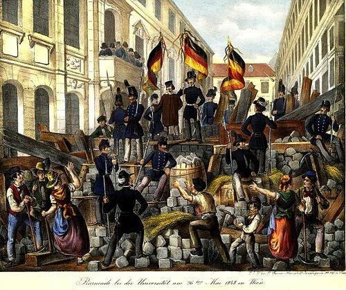 Czech Revolution Attempt