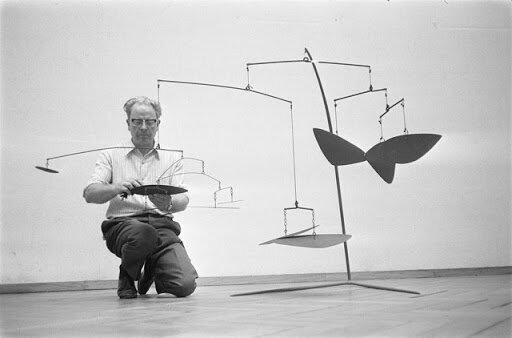 Alexander Calder (1898 - 1976)