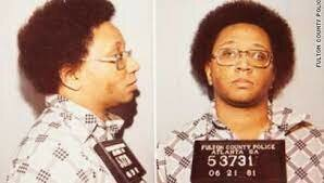 Wayne Williams is arrested