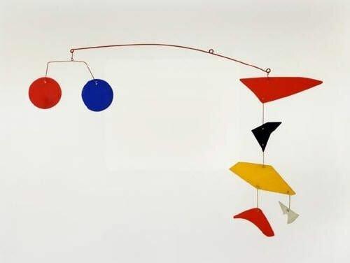 Móviles de Calder