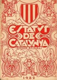 Probación del Estatuto de Cataluña