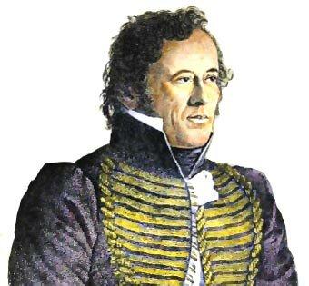 Estanislao López fue elegido gobernador de Santa Fe.