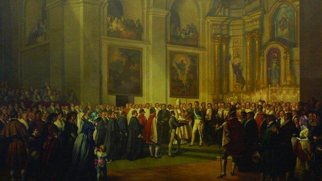 Inauguración de la Universidad de Buenos Aires