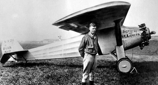 Invención de las aeronaves.