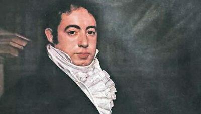 Primer Presidente Argentino: Bernardino Rivadavia