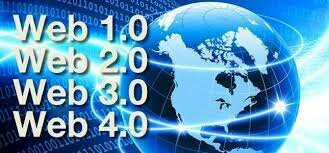 Hecho significativo: Web 1.0 2.0 3.0 y 4.0