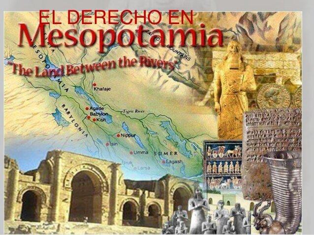 LEYES DICTADAS POR LOS REYES DE MESOPOTAMIA
