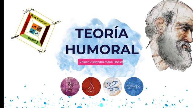LA TEORÍA HUMORAL
