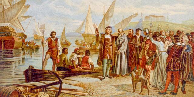 Conquista y colonización del territorio nacional