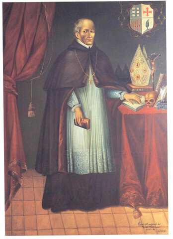 Creación del primer obispado de México