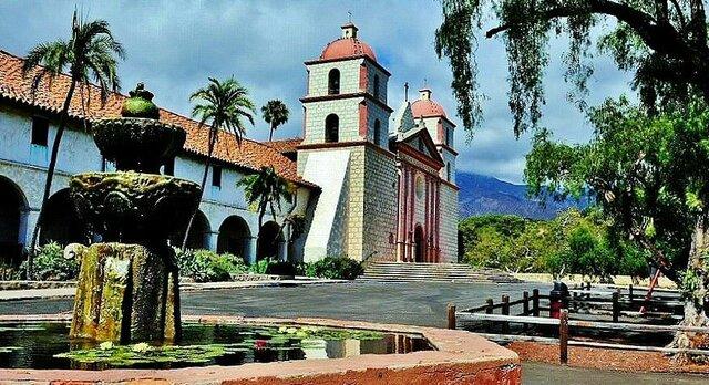 Fundación del pueblo de Santa Bárbara