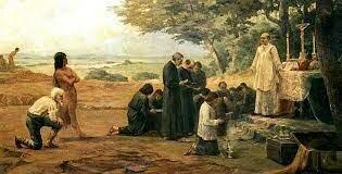 Llegada de los primeros jesuitas