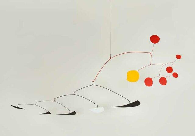 Móviles de Alexander Calder