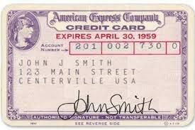 Invención de la Tarjeta de Crédito