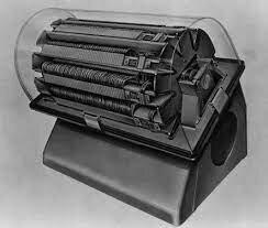 1960 Tambor magnético