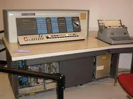 1960 Mainframe IBM 1620