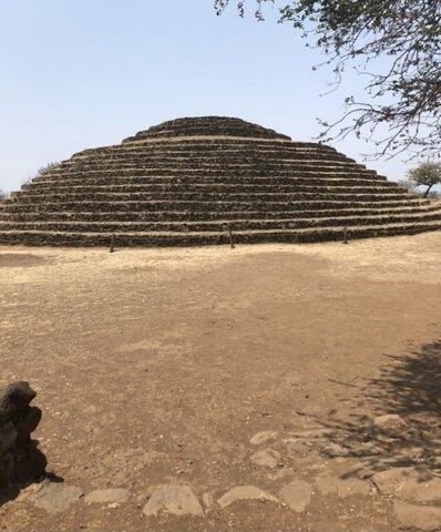 Trip to the Guachimontones