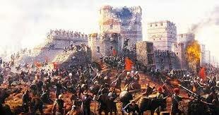Conquista di Costantinopoli