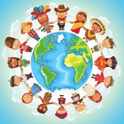 Linea del tiempo sobre la diversidad cultural  en Colombia timeline