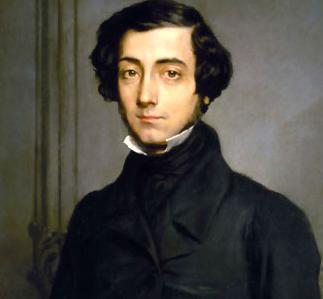 Personajes: Alexis de Tocqueville