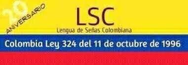 Ley 324 de 1996