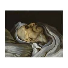 Theodore Gericault on His Deathbed