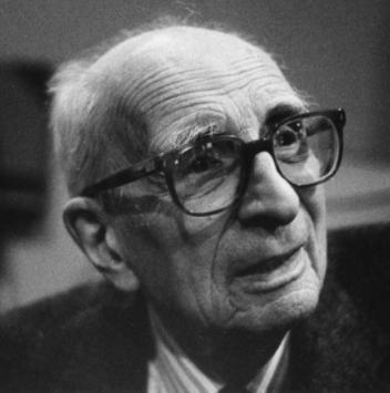 Personajes: Claude Lévi-Strauss