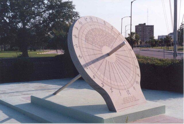 Reloj Del Sol