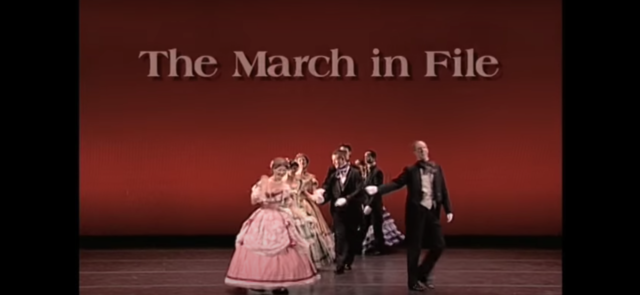 Group Dances of the Nineteenth Century