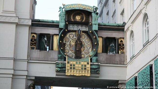 Grandes Relojes En Europa