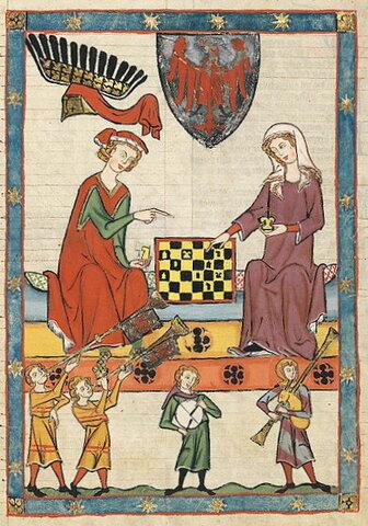Los primeros juegos en Babilonia