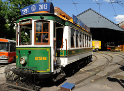 La Desaparición del Tramways