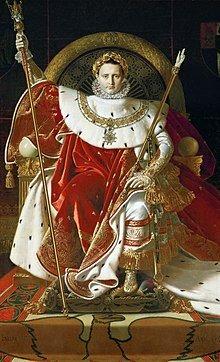 Napoleón es proclamado emperador de Francia