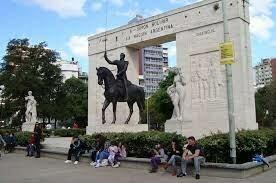 Caballito, uno de los Barrios mas Poblados de Buenos Aires