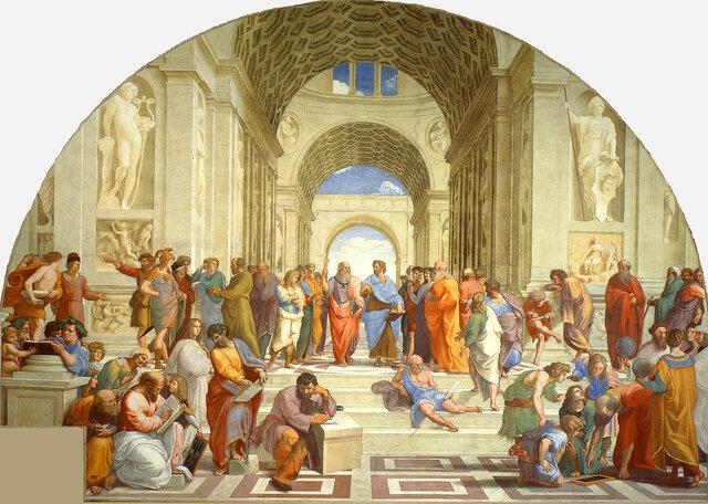 Vestigios curriculares Griegos