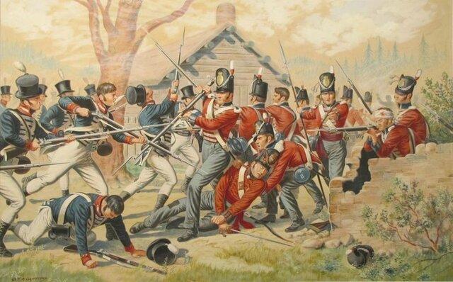 La Guerra Anglo-americana