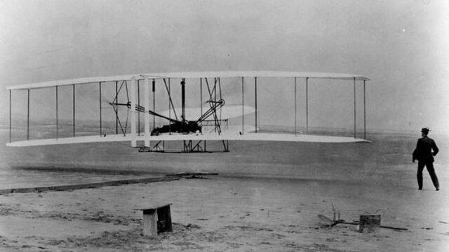 Invención del aeroplano
