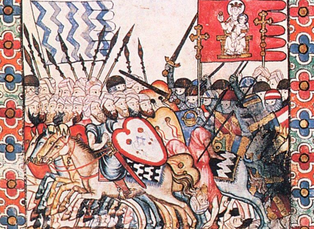 End of the Spanish Reconquista, 700 AD-1492