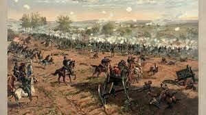 The War of Gettysburg