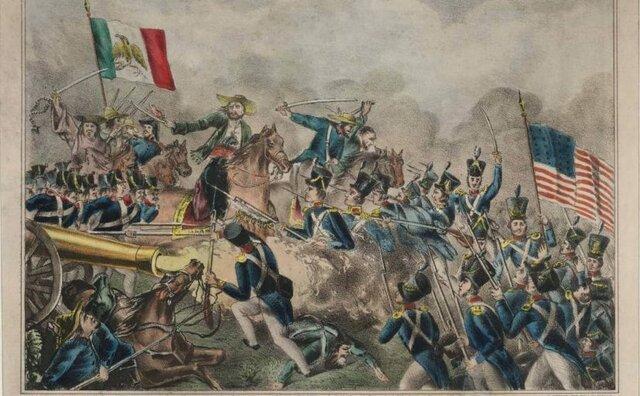 Guerra México - estadounidense
