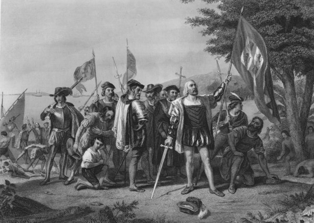 Christopher Columbus' Arrival in America