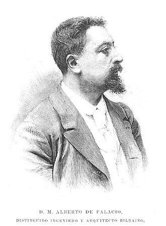 Alberto de Palacio y Elissague  (España)