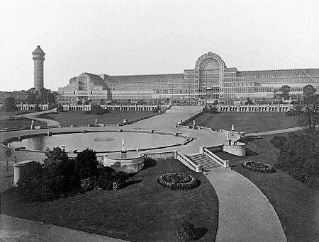 The Crystal Palace- Francia