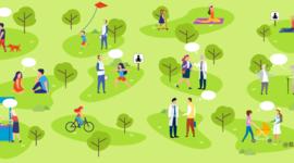 Fundamentos de la Salud Pública timeline