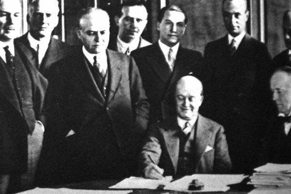Pacto Roca- Runciman.