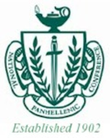Joined the National Panhellenic Conference